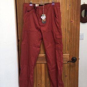 🌞NWT Parma Zion pants in brick color. Beautiful🌞